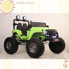 Jeep A004AA-А 4WD