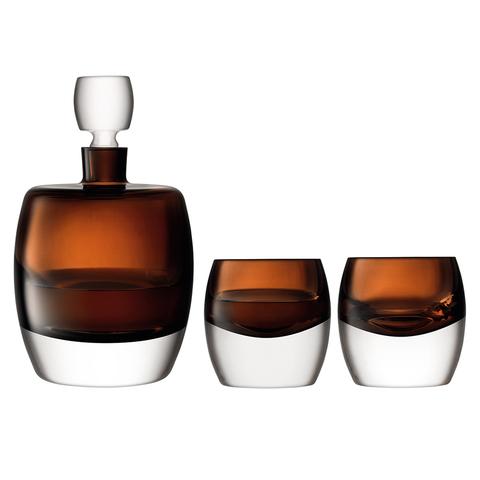 Набор для виски Whisky Club коричневый
