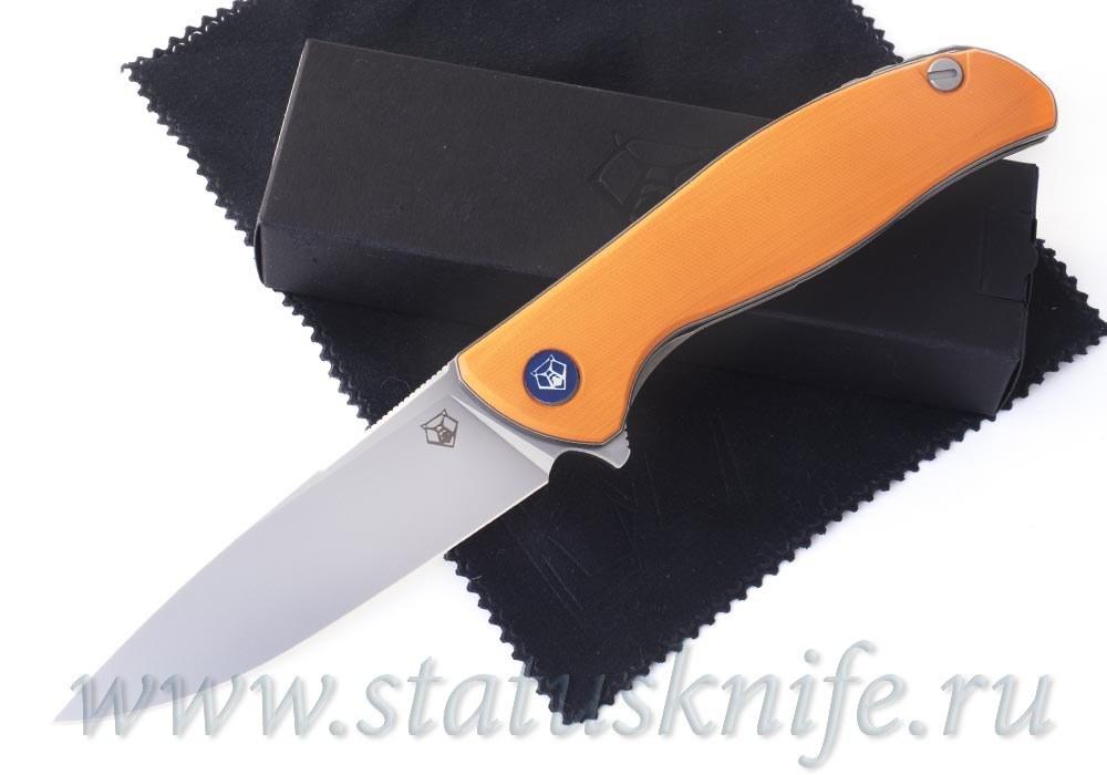 Нож Широгоров F3 S90V Orange
