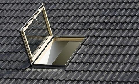 Распашное окно (левое)  FWL 06 U3 (78х118)