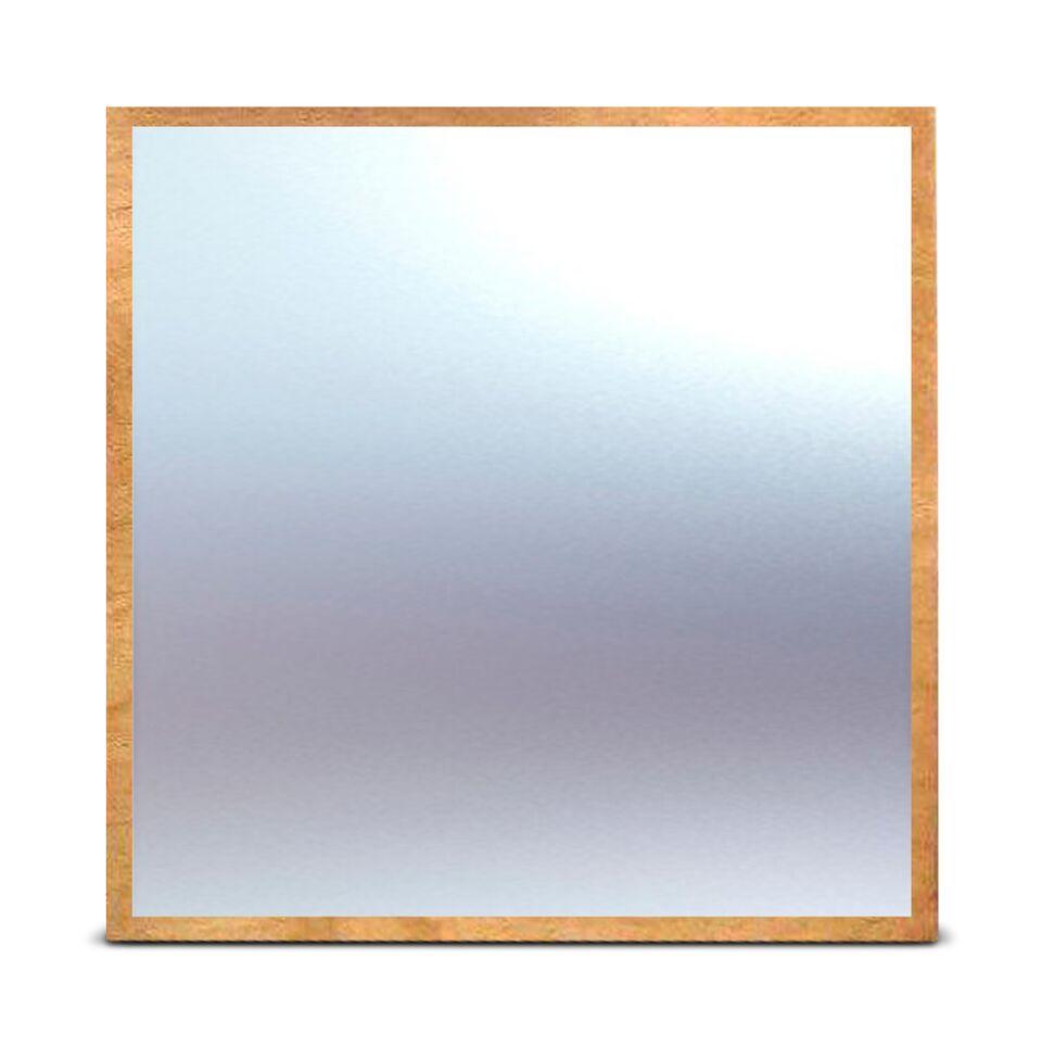 Модуль с зеркалом 220Х220 см , медовый