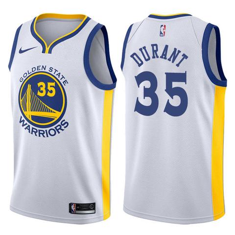 Баскетбольная майка NBA 'Golden State/Durant 35'
