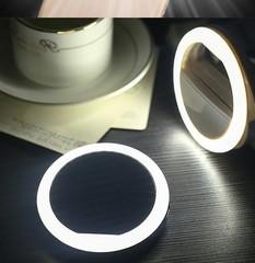 селфи кольцо ring light