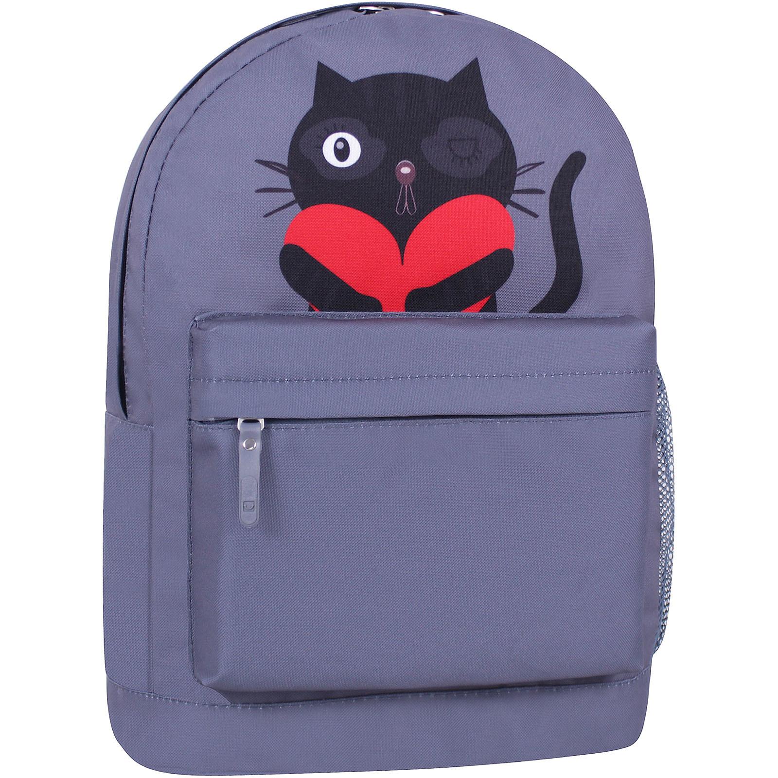 Городские рюкзаки Рюкзак Bagland Молодежный 17 л. сублімація 734 (00533664) IMG_7910_суб.734_.JPG