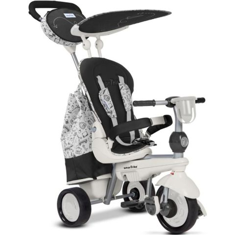 Велосипед Smartrike Dazzle/Splash Black and White – купить в Казахстане