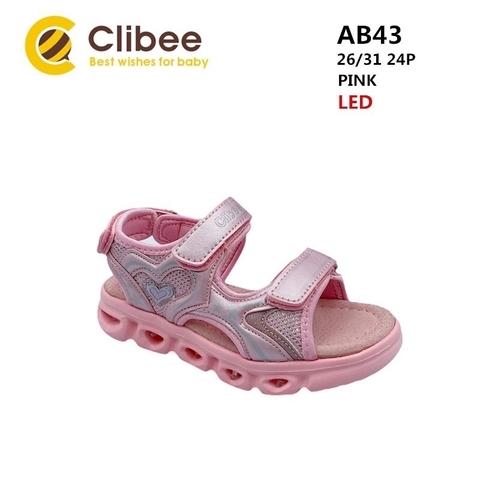 Clibee AB43 Pink 26-31