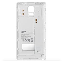 Задняя крышка-ресивер qi для беспроводной зарядки Galaxy Note 4