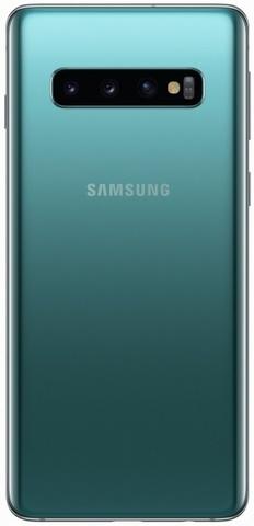 Смартфон Samsung Galaxy S10 8/128GB (Snapdragon 855) G9730 (Аквамарин)