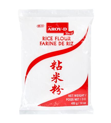 Мука рисовая Aroy-D, 400г
