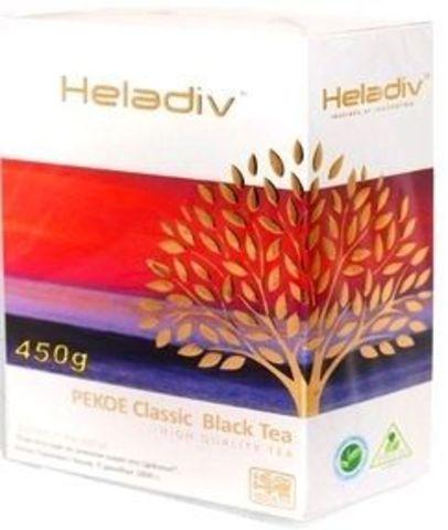 Чай листовой черный heladiv pekoe 450 гр