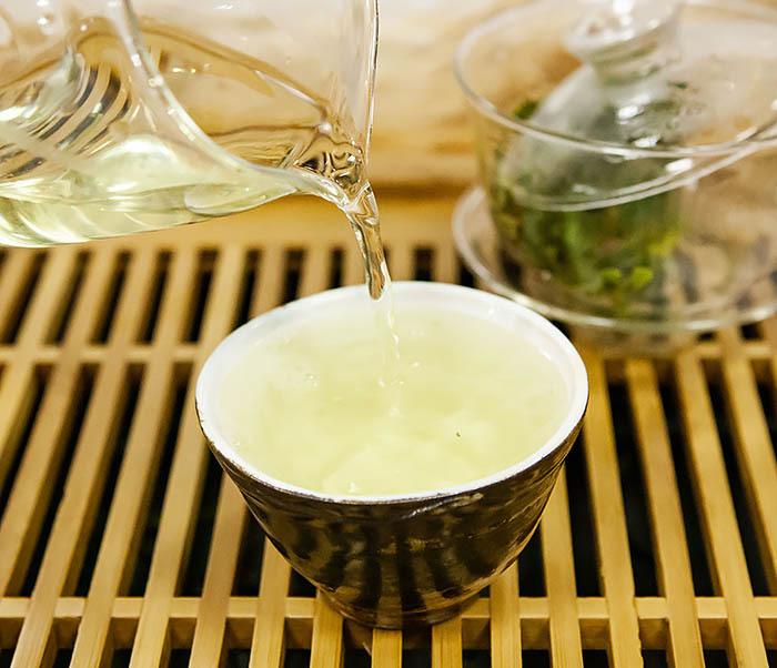 TEA-CH102-2 Зеленый чай «Ворсистые пики с желтой горы» (Хуан Шань Мао Фэн, 50 гр) фото 14