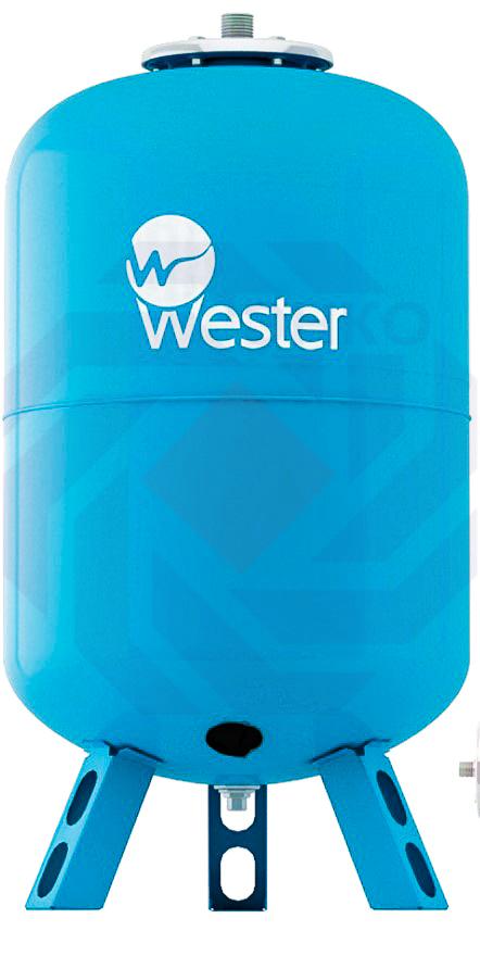 Бак расширительный WESTER WAV 500 top