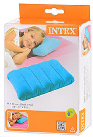 Надувная подушка Intex 68676NP