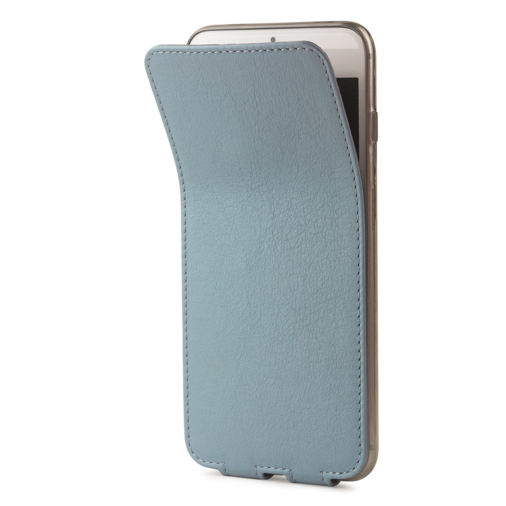 Case for iPhone SE - blue grey