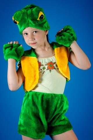Карнавальный костюм Лягушки