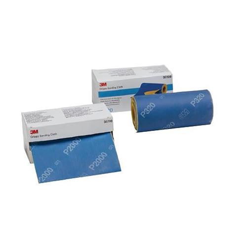 3M™ Гибкие Абразивные Листы в рулонах, 35109, 137,5 мм х 112,5 мм,Р320