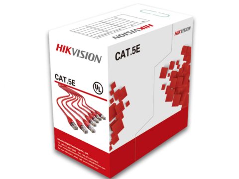 Кабель Hikvision DS-1LN5E-S
