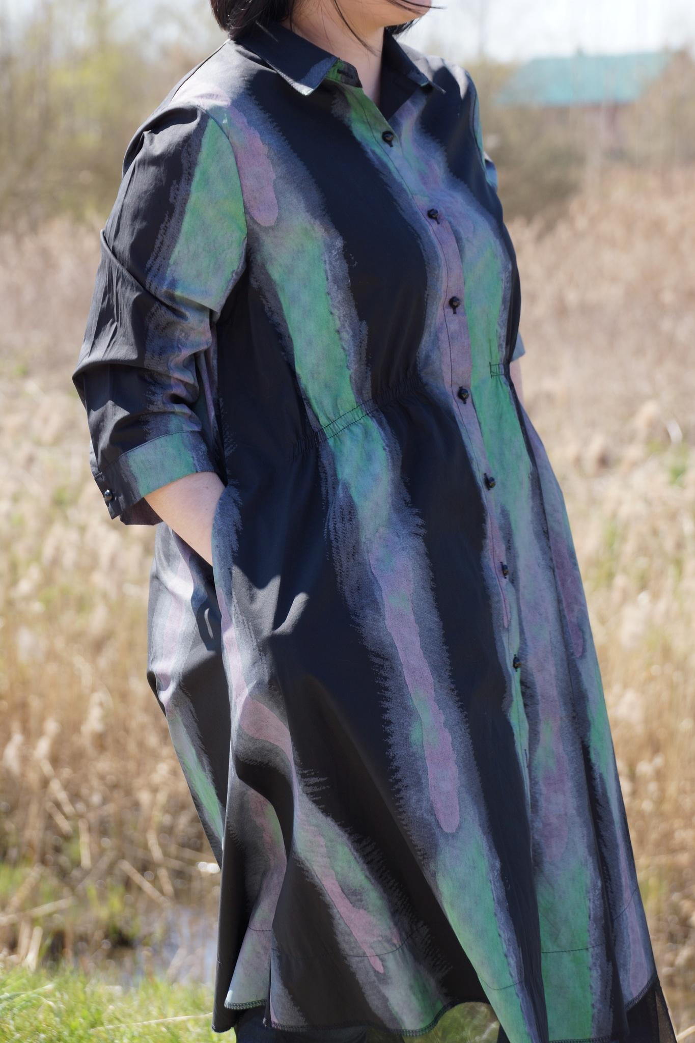 Платье  Defile