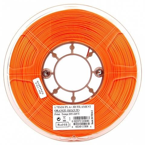 ESUN PLA+ 1.75 мм 1кг., оранжевый
