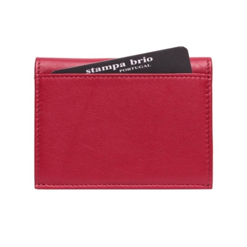 551 R - Футляр для карт и визиток с RFID защитой