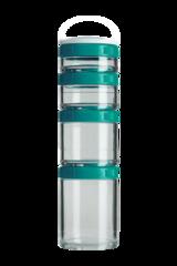Контейнеры Blender Bottle GoStak Starter (4 контейнера) Teal