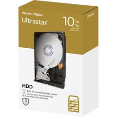 Диск Western Digital 10TB Ultrastar 7200 rpm SATA 3.5