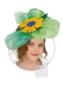 Цветочная шляпка - Подсолнух