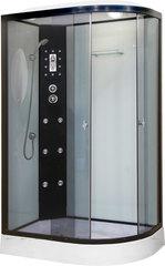 Душевая кабина Niagara NG-1903-01L 120х80 см с тонированными стеклами