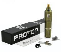 Аппарат для перманентного макияжа и татуировки EQUALISER™ Proton Black MX (Польша)