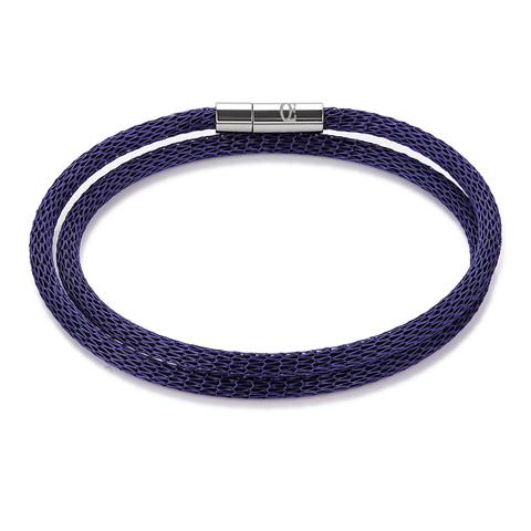 Браслет Coeur de Lion 0111/31-0800 цвет синий