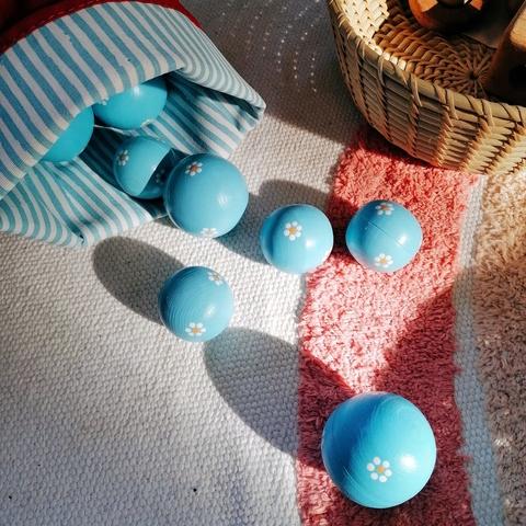Набор звучащих шаров