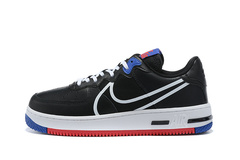 Nike Air Force 1 React 'Black/Red/Blue'