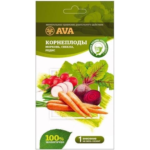 Удобрение AVA (АВА) для корнеплодов 100 гр. (дой-пак)