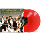 Spandau Ballet / 40 Years - The Greatest Hits (Limited Edition)(Coloured Vinyl)(2LP)