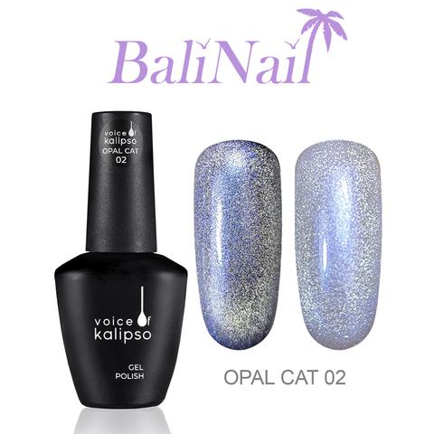 Гель-лак Voice of Kalipso Opal cat 02, 10 мл