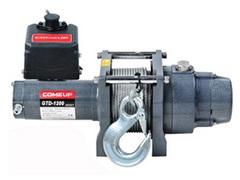 Лебедка грузоподъемная COMEUP GTD-1200 (24в)