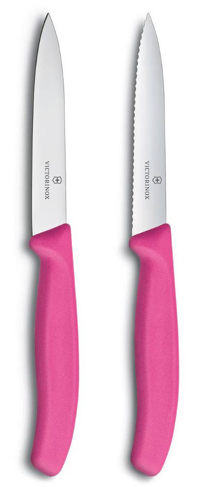 Набор Victorinox Swiss Classic, розовый (6.7796.L5B)