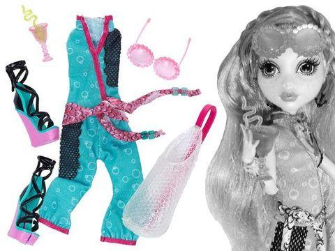 Набор одежды для куклы Лагуна Блю