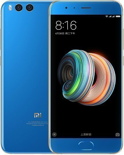 Xiaomi Mi Note 3 6/64Gb Blue