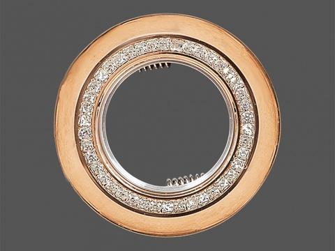 Встраиваемый Светильник LDY-LD1802-TG GU5.3 Жемчужное золото