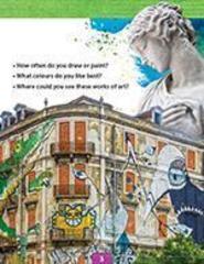 A World of Art (explore our world). Reader. Книга для чтения