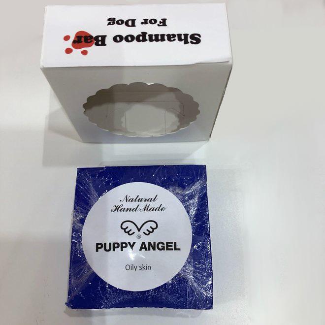001 PA - Мыло для собак из улиток puppuangel