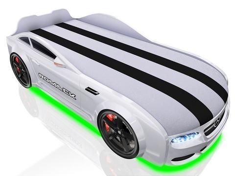Кровать-машинка Romack Real-M AMG