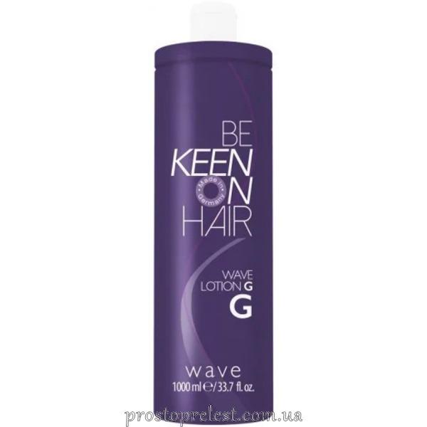 Keen Wave Lotion G – Хімічна завивка для пошкодженого волосся