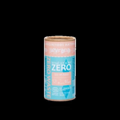 "Твердый дезодорант ""Zero"" | 75 гр | Levrana"