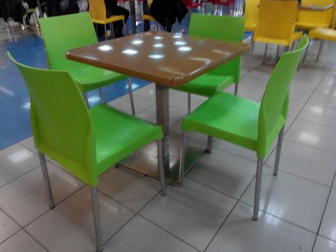 мебель для фуд-корта