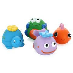 K's Kids Набор для ванны из 4-х игрушек  (KA582)