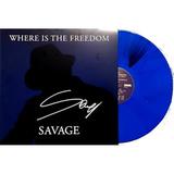 Savage / Where Is The Freedom (Coloured Vinyl)(12' Vinyl Single)