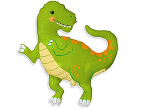 Фольгированный шар Динозавр
