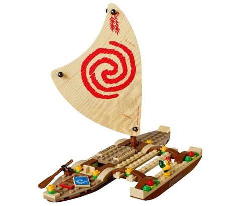 LEGO Disney Princess: Морское путешествие Моаны 41150 — Moana's Ocean Voyage — Лего Принцессы Диснея